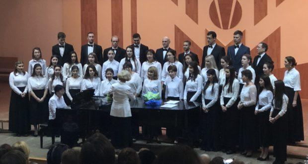 Юбилейный концерт хора «Religare»