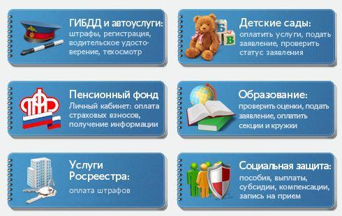 Подача электронного заявления на прием в учреждение