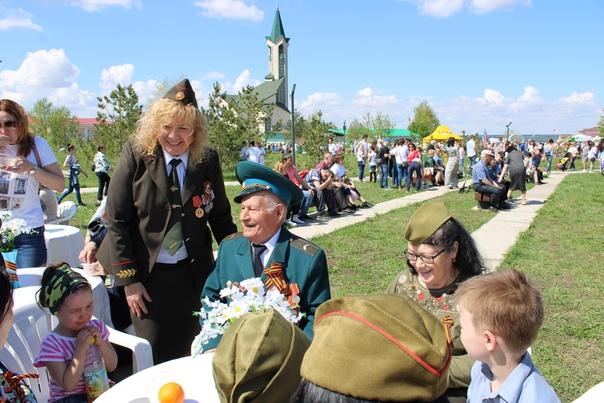 74-я годовщина Великой Победы
