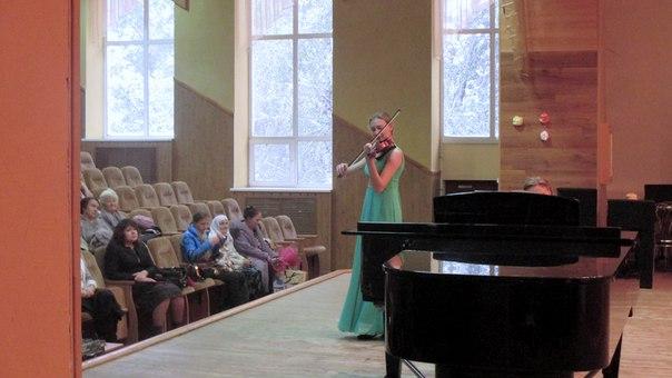 Концерт в рамках  декады первостроителей и декады пожилого человека