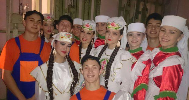 Хореографы колледжа искусств выступили на концерте в честь передовиков сельского хозяйства г. Заинск
