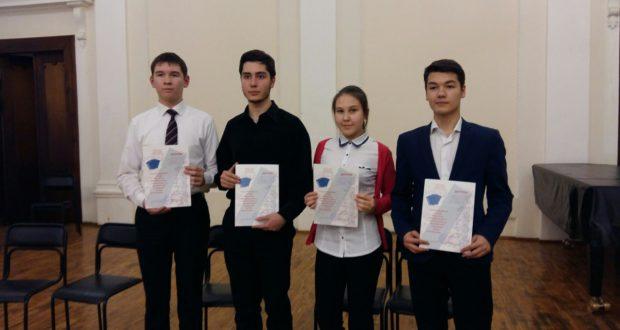Поздравляем победителей II-го международного конкурса баянистов
