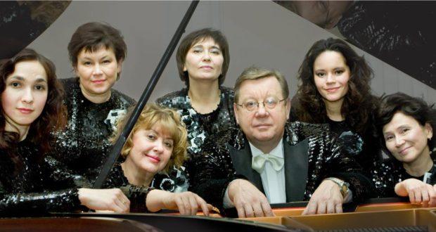 6 марта 17.00 Концерт ансамбля «Импровиз-рояль»