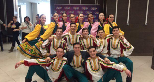 Поздравляем Ансамбль танца «Татарстан»