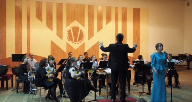 День открытых дверей отделения народных инструментов