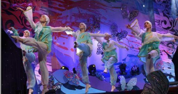 Наши хореографы – первые на фестивале «Созвездие — Йолдызлык»!