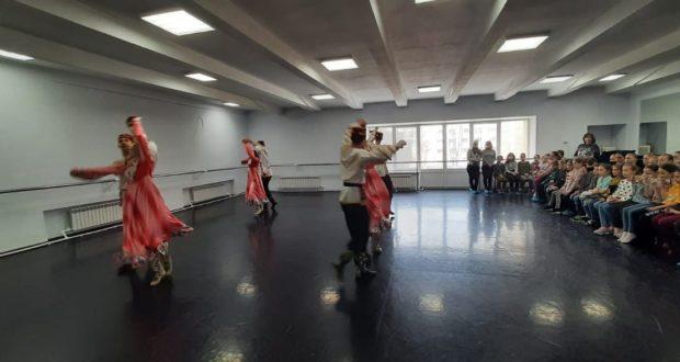 День открытых дверей отделения «Искусство танца»