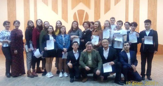 Результаты III Всероссийского конкурса учащихся вокальных отделений «Tutti.Voice»