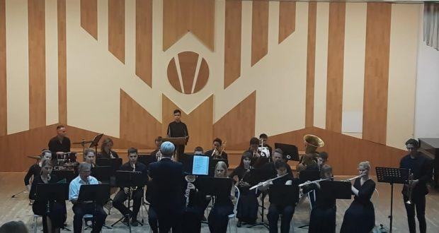 Отчетный концерт музыкального отделения