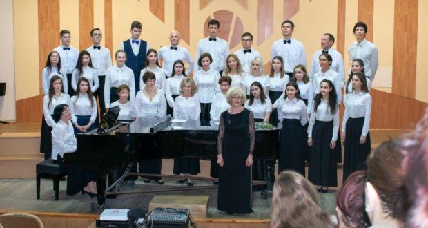 Концерт хора «Religare»