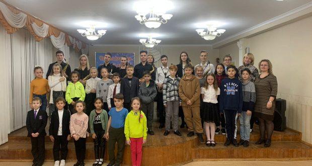 Концерт класса Ермиловой Евгении Викторовны в ДМШ №5