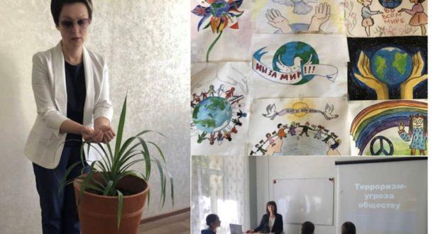 Колледж искусств принял участие во Всероссийской акции «Капля жизни»