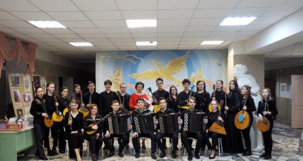 Первый Региональный образовательный интенсив для  учащихся старших классов и преподавателей отделений народных инструментов ДМШ и ДШИ