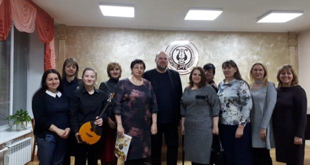 Мастер-класс Сергея Сергеевича Федорова (г. Москва)