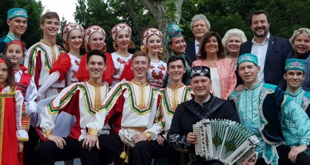 Челнинский ансамбль проторил дорогу в Италию