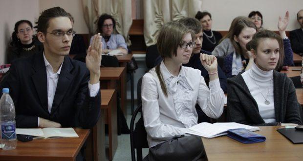 Теоретическая олимпиада в Казанской консерватории