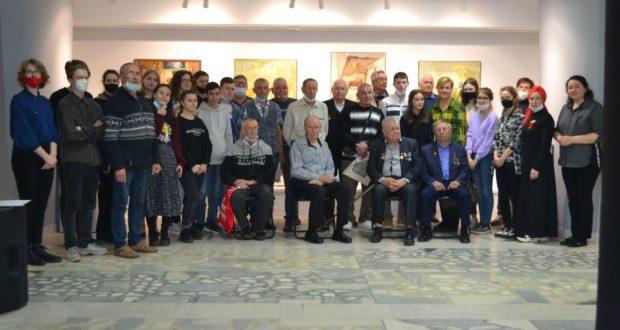 Мероприятие, посвященное 35-тию катастрофы на Чернобыльской АЭС —  «Урок мужества»